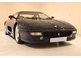 Ferrari F355 GTS Manual Ultra Rare Pozzi Blu/Carbon