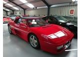 Ferrari 348 Spider 1995 Uk RHD.