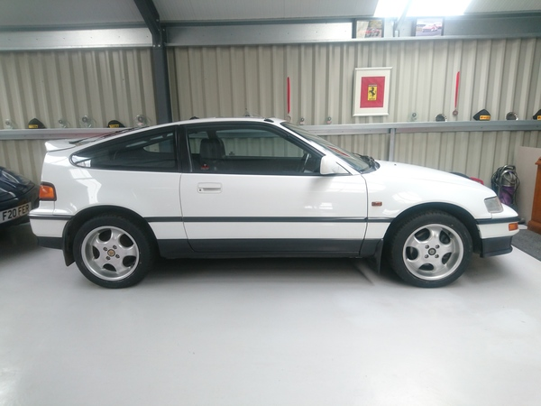 honda crx vtec 3dr walkersport ferrari specialists. Black Bedroom Furniture Sets. Home Design Ideas