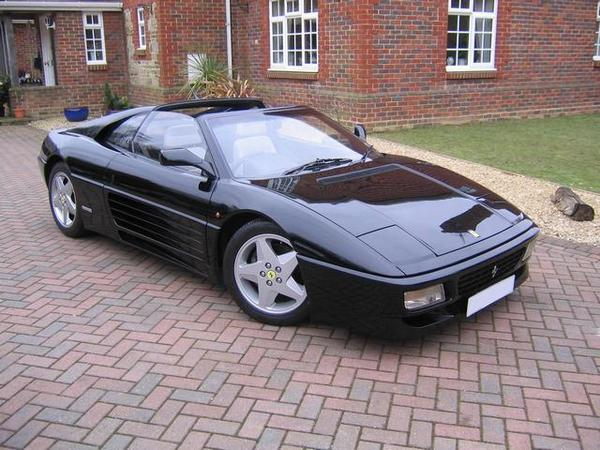 Ferrari 348 Ts 93 K Black Walkersport Ferrari Specialists